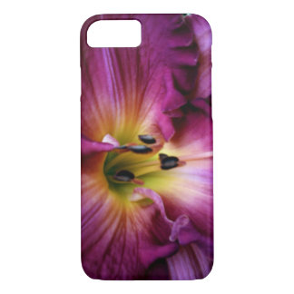 Elizabeth Townsen Magenta Lily iPhone 8/7 Hoesje