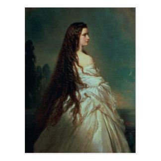 Elizabeth van Beieren Briefkaart