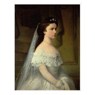 Elizabeth van Beieren, Keizerin van Oostenrijk Briefkaart