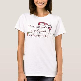 Elk Meisje heeft nodig T Shirt