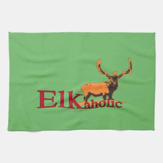 Elkaholic 2 theedoek