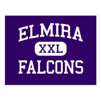 Elmira - Falcons - Middelbare school - Elmira Briefkaart