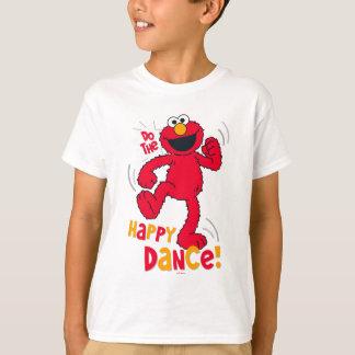 Elmo | doet de Gelukkige Dans T Shirt