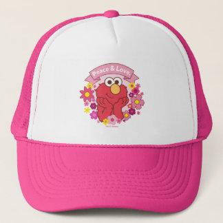 Elmo   Vrede & Liefde Trucker Pet