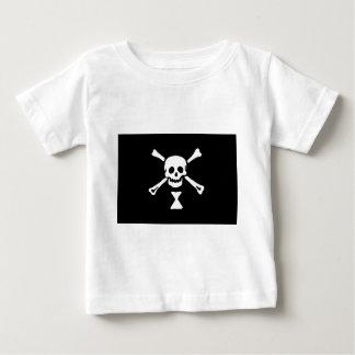 Emanuel Wynn Jolly Roger Baby T Shirts