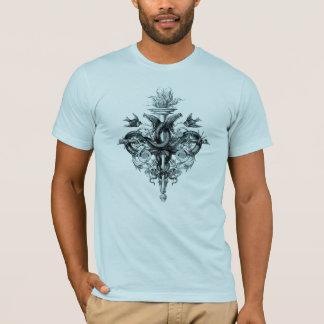 Embleem van Saldo & de T-shirt van Elementen