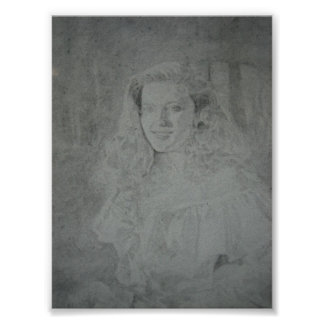 Emily Payne, Studie voor Olie Poster