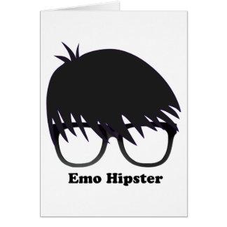 Emo Hipster Kaart