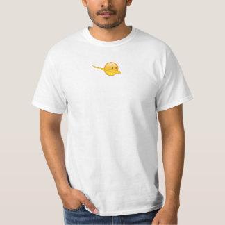 Emoji eenvoudige t-shirt van de SCHAR