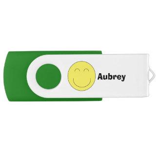 """Emoji"" Gepersonaliseerd USB USB Stick"