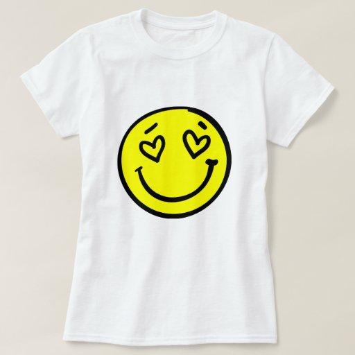 emoji happy icon t shirt zazzle