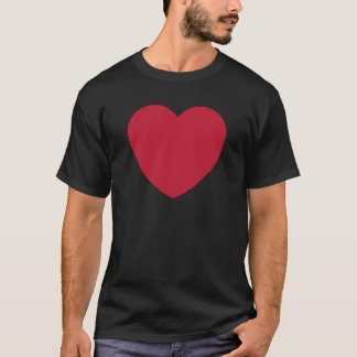 Emoji Heart Love T Shirt