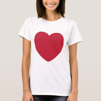 Emoji Heart Love T Shirt