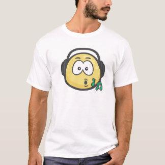 Emoji: Het Gezicht van de muziek T Shirt