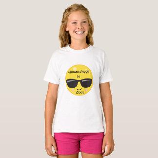 Emoji Homeschool is Koel T Shirt