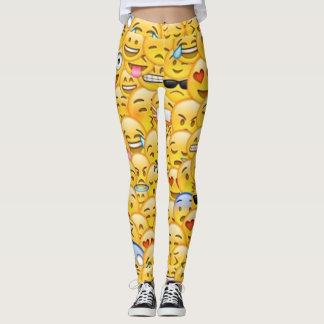emoji leggings