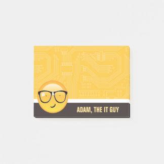 Emoji totaal Techie ID229 Post-it® Notes