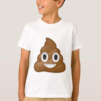 Emoji van het achterschip t shirt