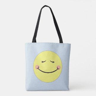 Emoji van Kawaii Draagtas