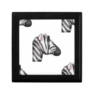 emoji zebra decoratiedoosje