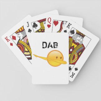 EmojiSpeelkaarten van de schar Speelkaarten
