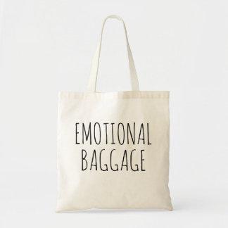 Emotionele bagage bestselling naaiende budget draagtas