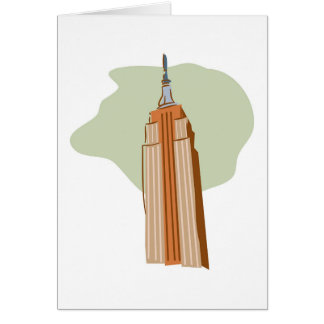 Empire State Building Kaart