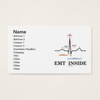 EMT binnen (Elektrocardiogram ECG/EKG) Visitekaartjes