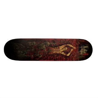 EN HEL MET Proprioception dek wordt GEVOLGD dat 19,7 Cm Skateboard Deck