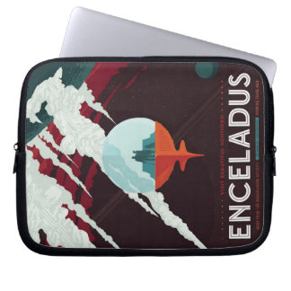 Enceladus Laptop Sleeve Hoezen
