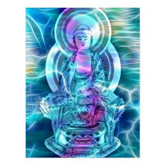 Energie 6 van Boedha Briefkaart