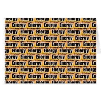 Energie Briefkaarten 0