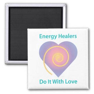 Energy Healers Do It With de Magneet van de Liefde