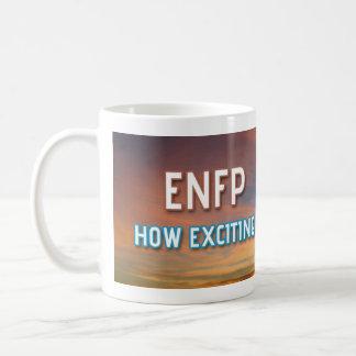 """ENFP """"hoe opwekkend"""" de Mok van Ballons"""