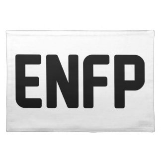 ENFP PLACEMAT