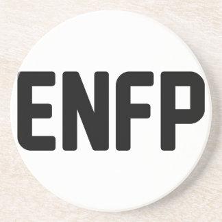 ENFP ZANDSTEEN ONDERZETTER