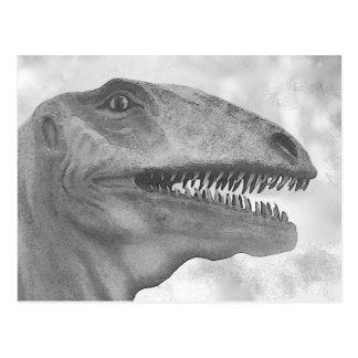 Enge Dinosaurus Briefkaart
