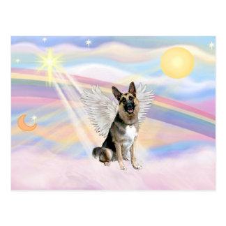 Engel van de Duitse herder (3) Briefkaart