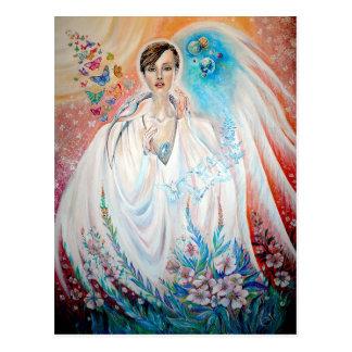 Engel van Licht Briefkaart