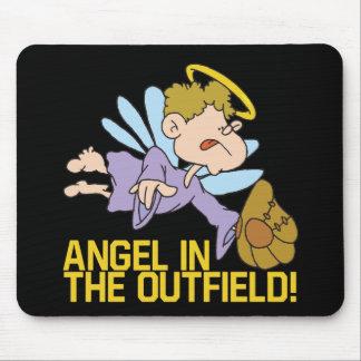 Engel van Outfield Muismat