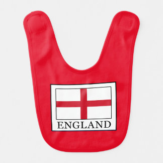 Engeland Baby Slabbetje