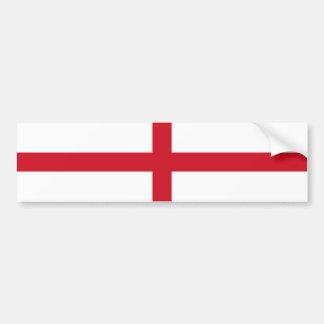 Engeland/Engelse Vlag Bumpersticker