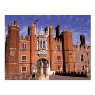 Engeland, Surrey, het Paleis van het Hampton Briefkaart