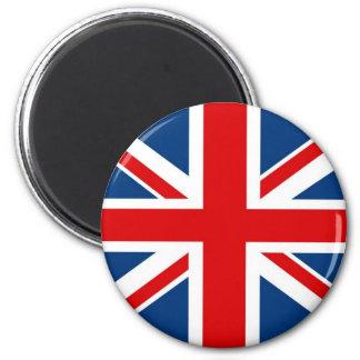 Engeland Union Jack/de Britse Magneet van de Koelk