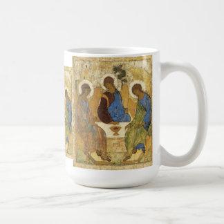 Engelen bij Drievuldigheid Mamre Koffiemok