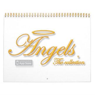 Engelen, het Collectie Callendar 2 Kalender