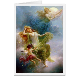 Engelen in Dromenland Kaart