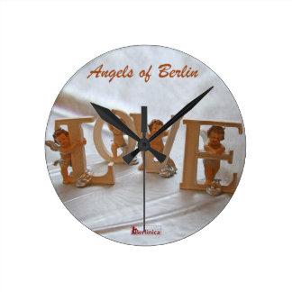 Engelen van Berlijn - Vleugels van Wens Ronde Klok