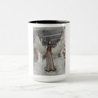 engelen vleugels mok