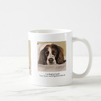 Engels aanzetsteenspaniel koffiemok